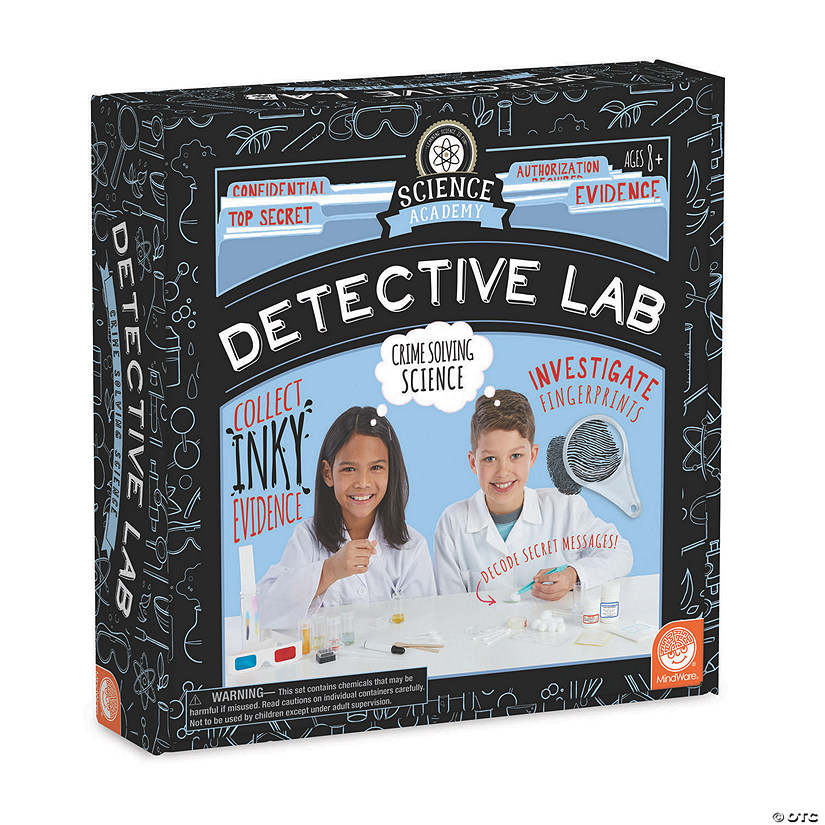Science Academy: Detective Lab Audio Thumbnail