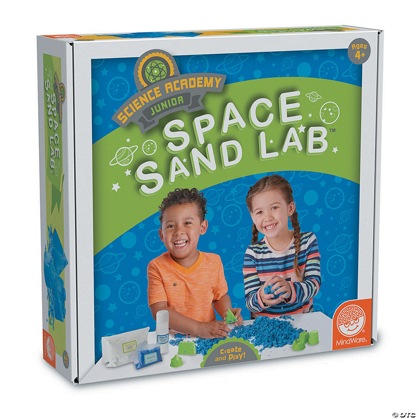 Science Academy Jr:  Space Sand Lab Image Thumbnail