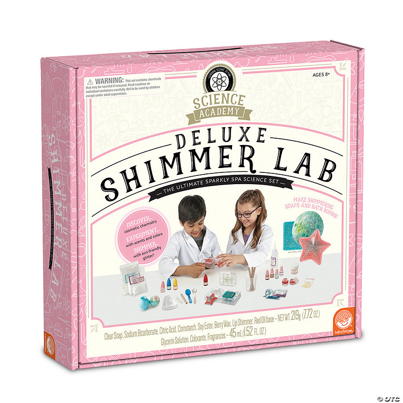 Science Academy Kits: Deluxe Shimmer Lab