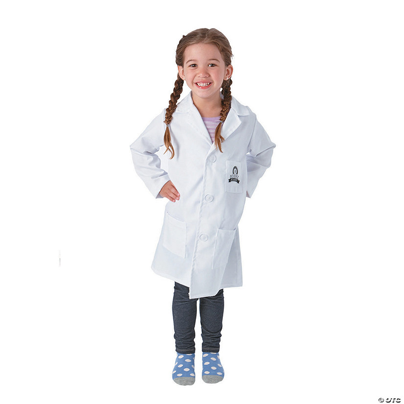 Science Academy: Lab Coat Image Thumbnail