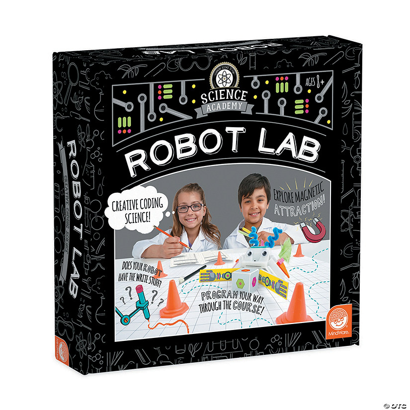 Science Academy: Robot Lab Audio Thumbnail