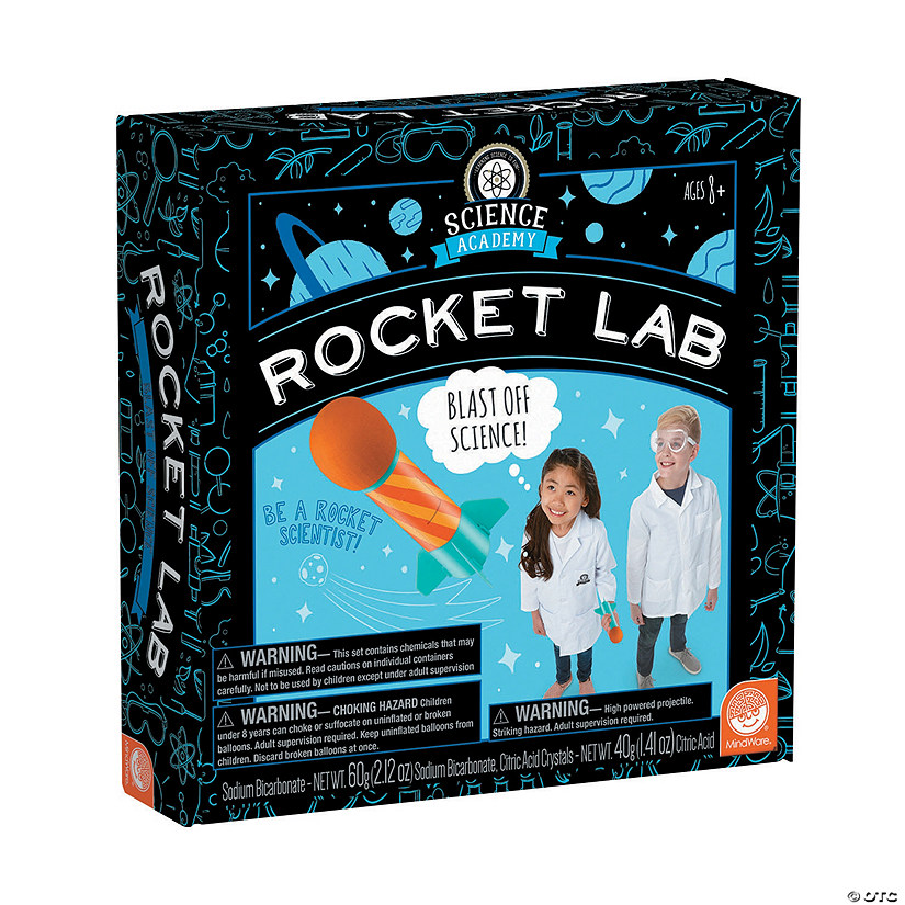 Science Academy: Rocket Lab Audio Thumbnail