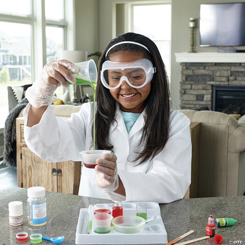 Science Academy: Slime Lab with Lab Coat Image Thumbnail
