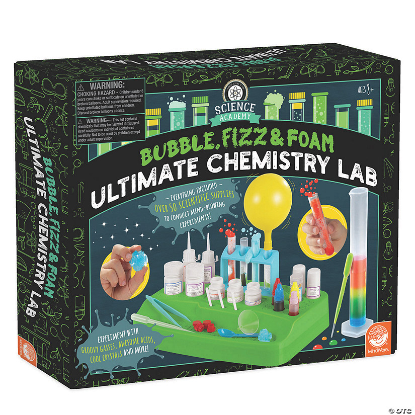 Science Academy Ultimate Chemistry Lab Image Thumbnail