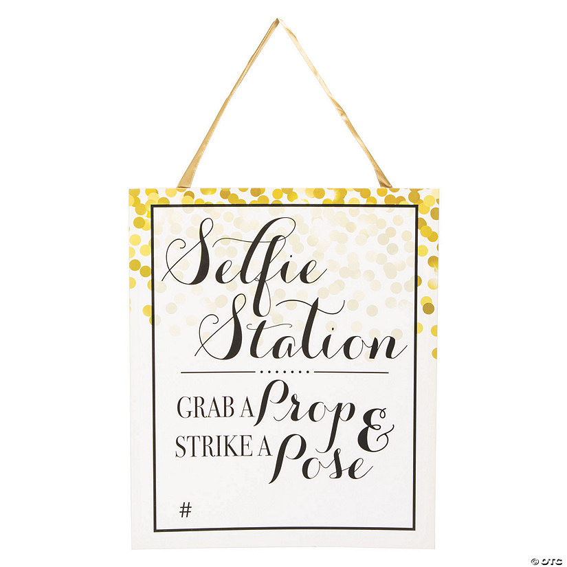 Selfie Station Sign Audio Thumbnail