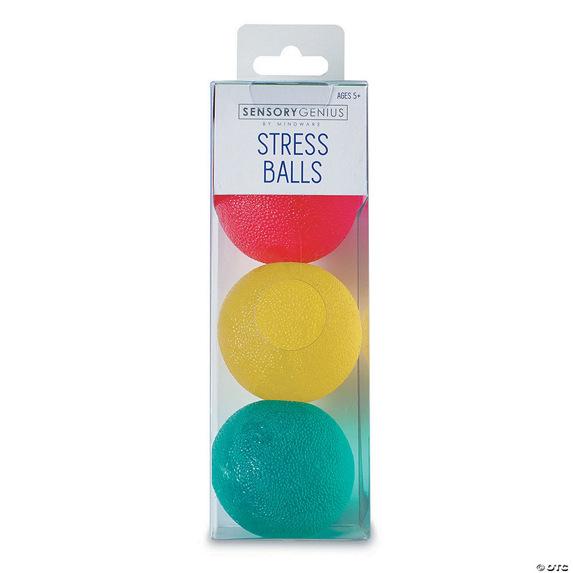 Sensory Genius: Stress Balls Audio Thumbnail