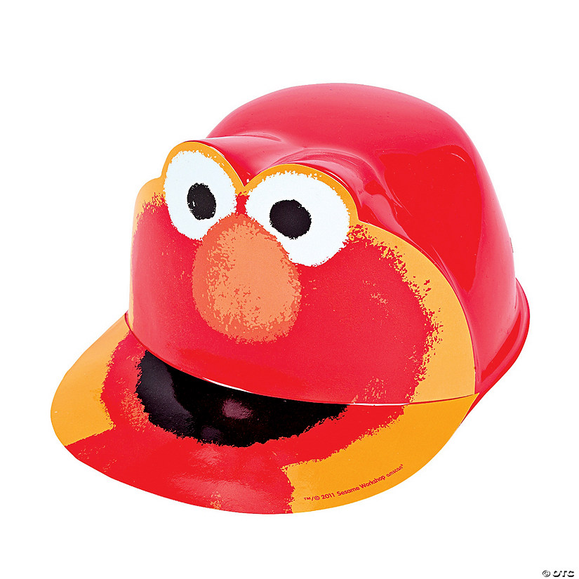 Sesame Street174 Elmo 1st Birthday Party Hat