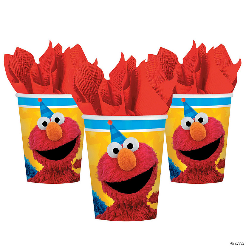 Sesame Street<sup>&#174;</sup> Paper Cups Audio Thumbnail