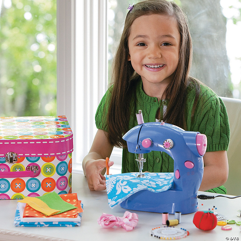 Sew Fun Beginner's Sewing Machine