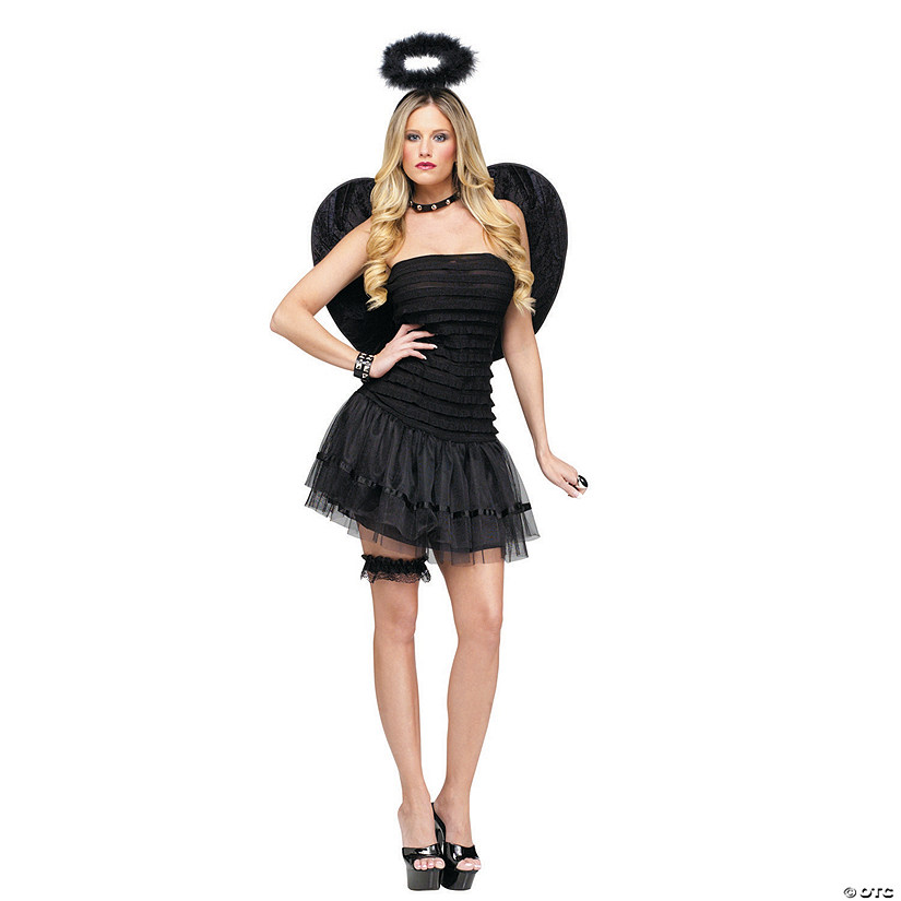 Sexy Fallen Angel Halloween Costume For Women Discontinued
