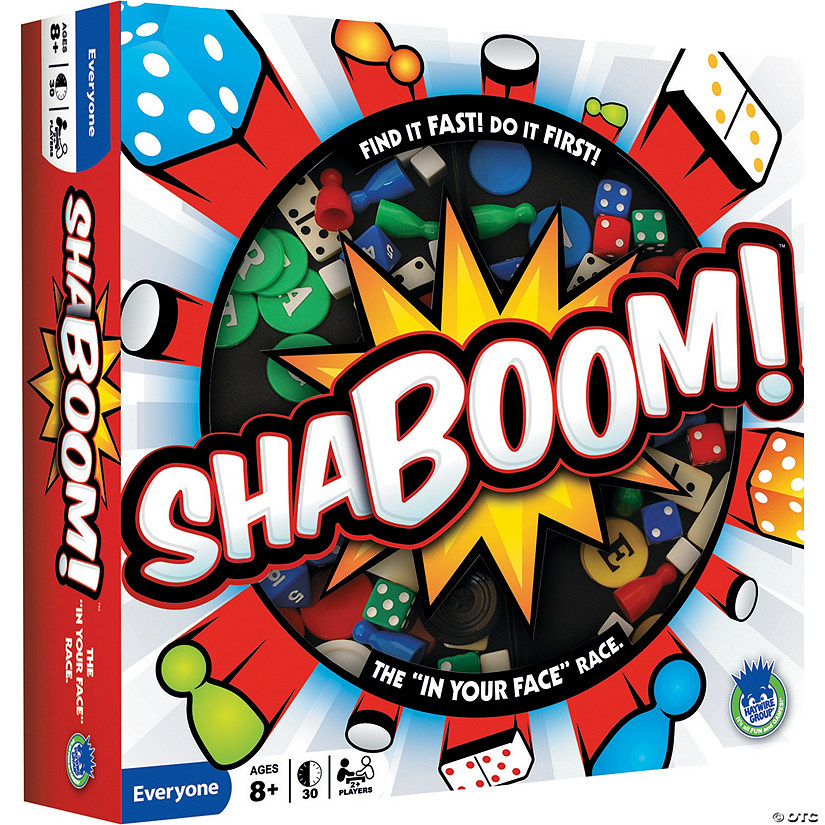 Shaboom Game Audio Thumbnail