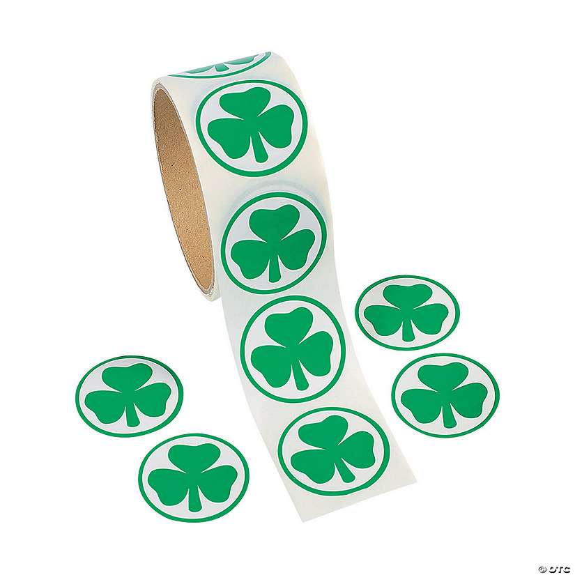 Shamrock Stickers Audio Thumbnail