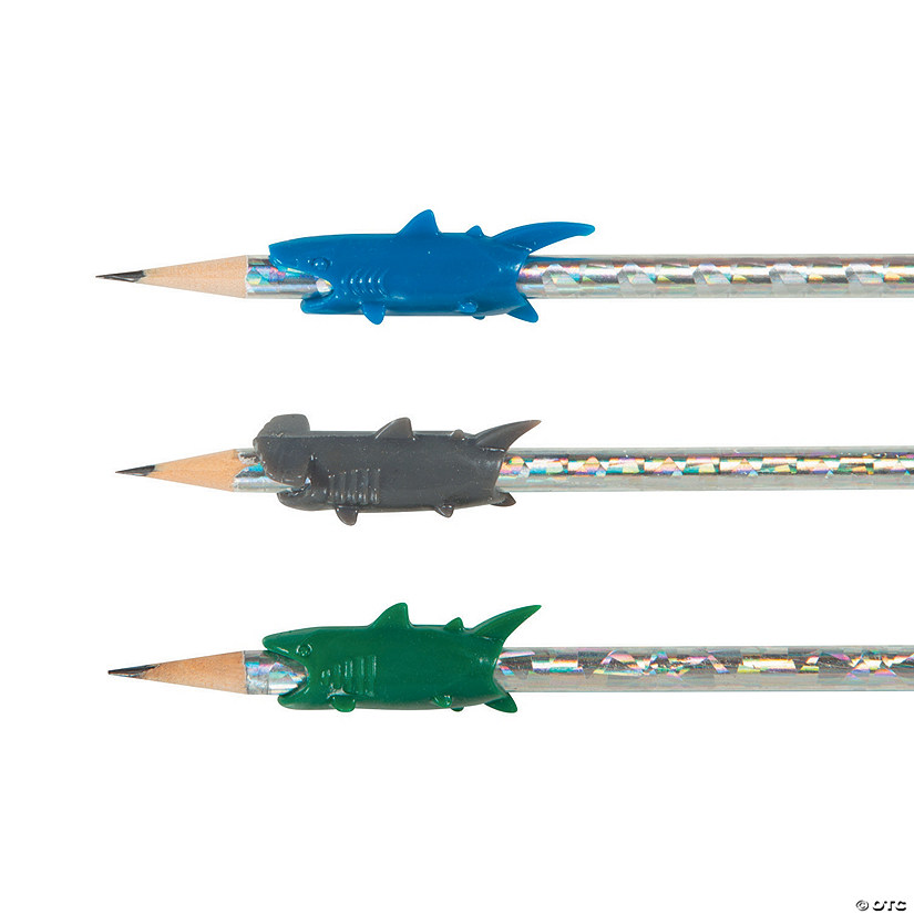 Shark Pencil Grips Image Thumbnail