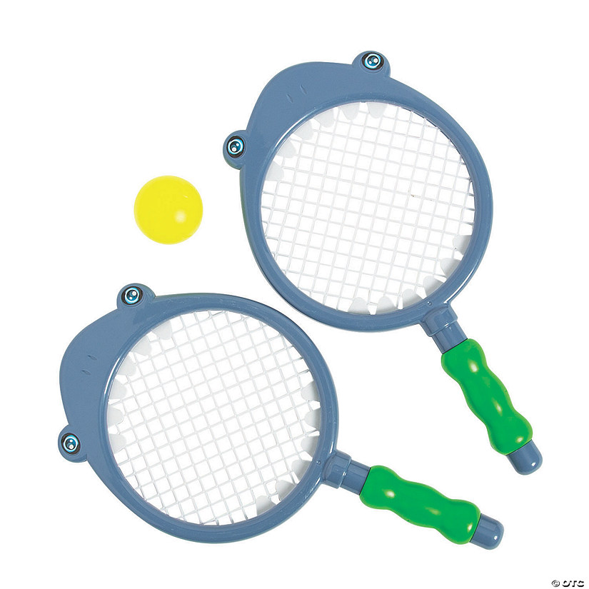 Shark Racket & Ball Game Sets Audio Thumbnail