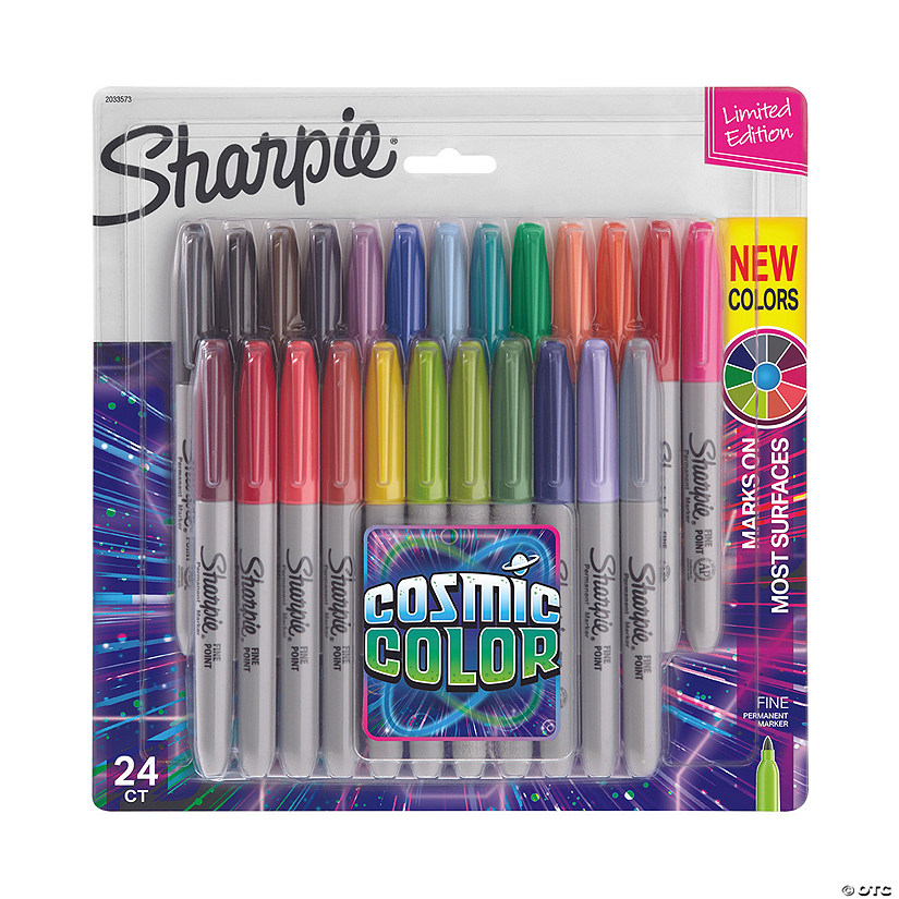 Sharpie<sup>®</sup> 80s Glam Marker Pack