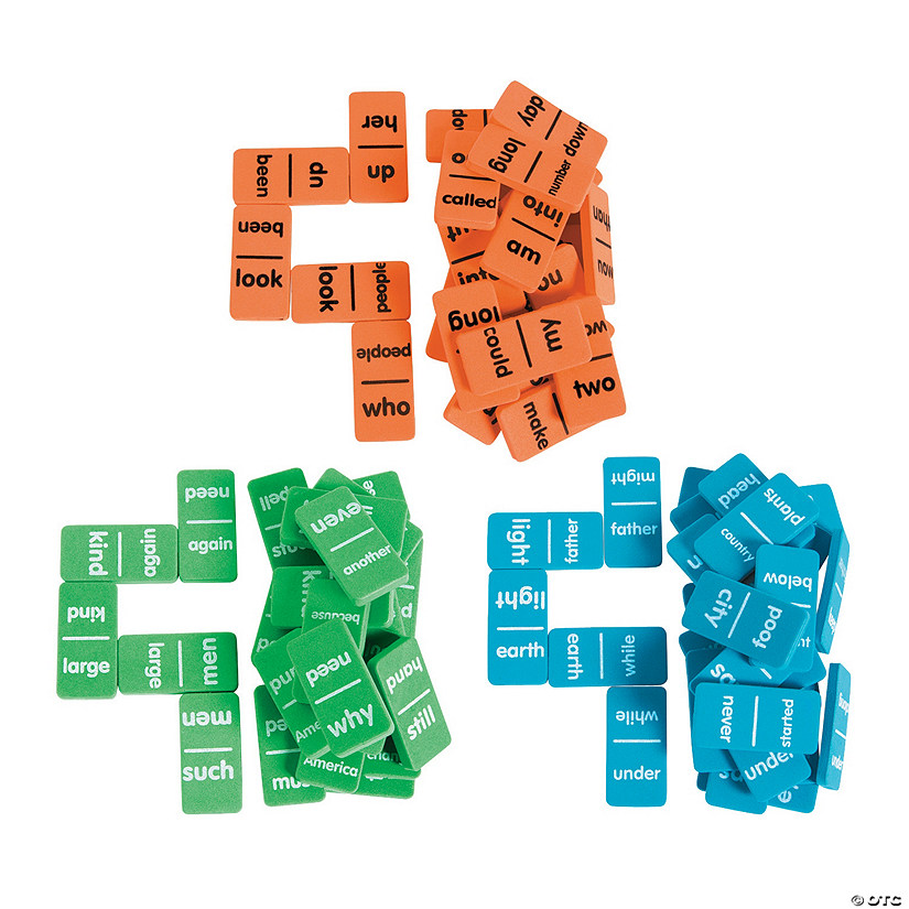 Sight Word Dominoes Buy All & Save Audio Thumbnail