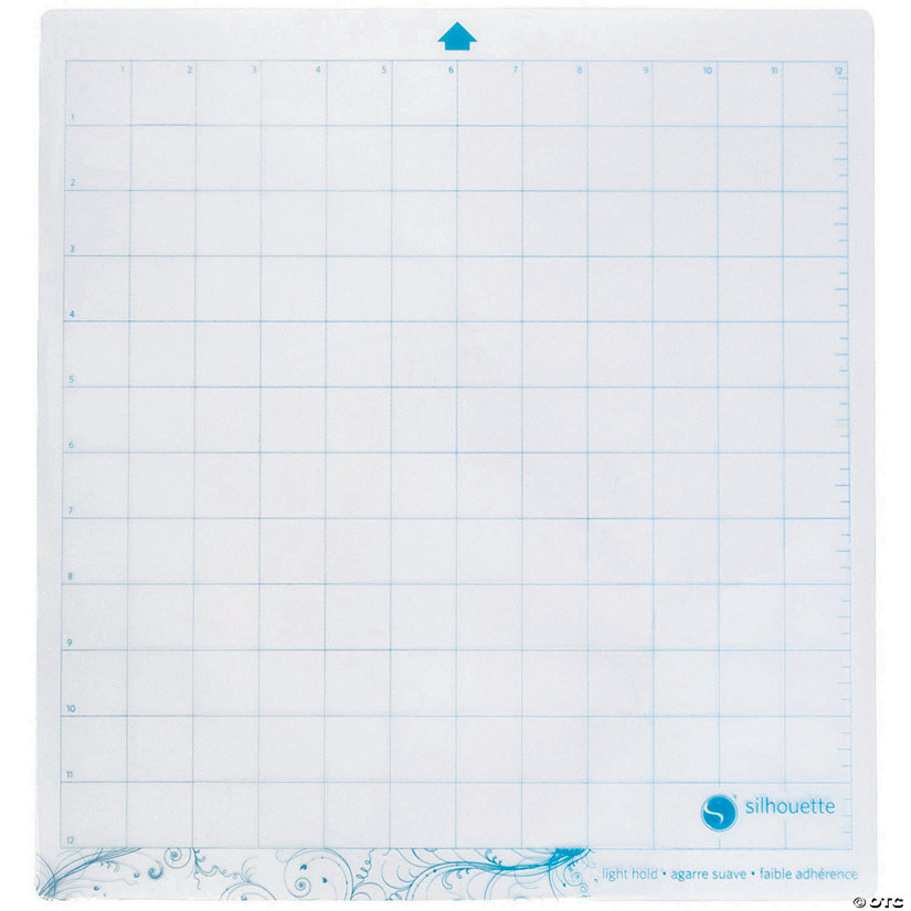 "Silhouette Cameo Light Tack Cutting Mat-12""X12"""