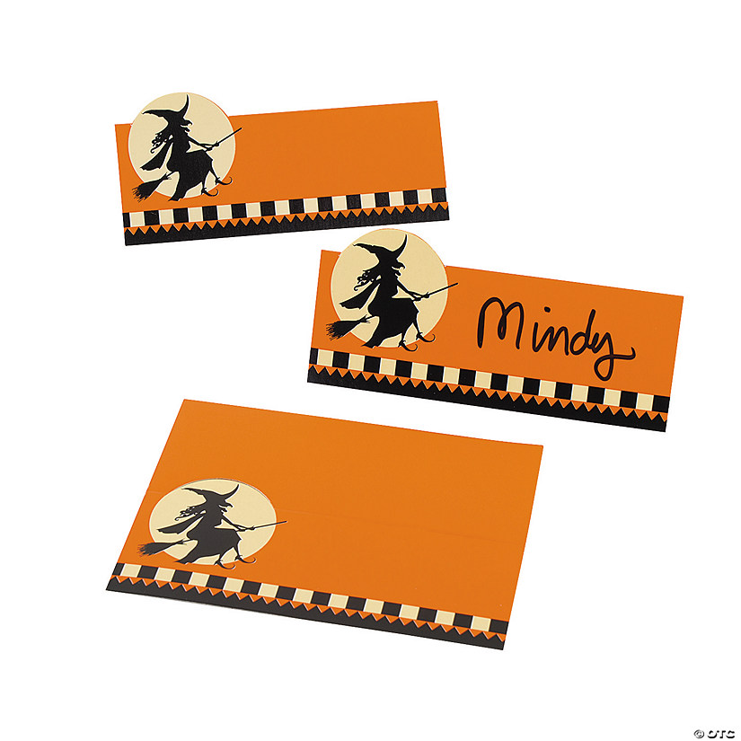 Silhouette Halloween Place Cards Audio Thumbnail