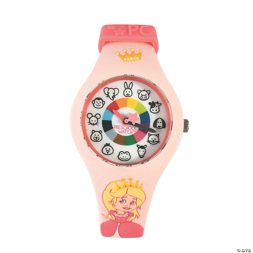 Silicone Preschool Watch Princess Image Thumbnail