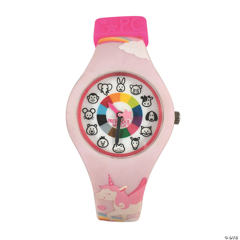 Silicone Preschool Watch Unicorn Image Thumbnail