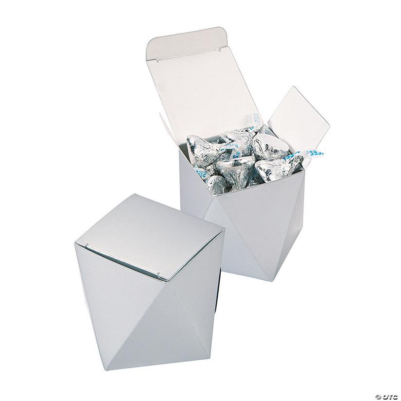 Silver Wedding Favor Boxes Discontinued