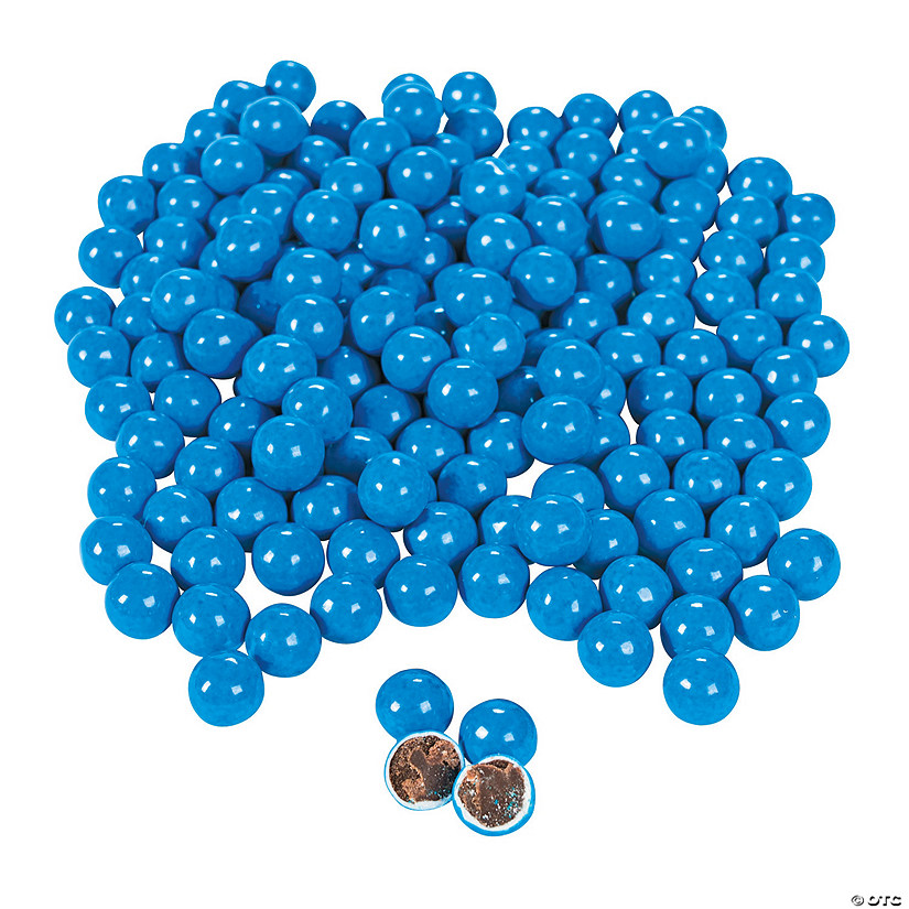 Sixlets<sup>&#174;</sup> Blue Chocolate Candy Image Thumbnail