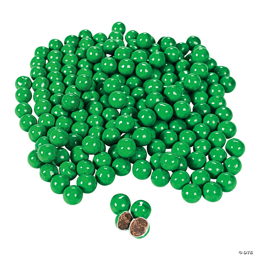 Sixlets<sup>&#174;</sup> Green Chocolate Candy Image Thumbnail