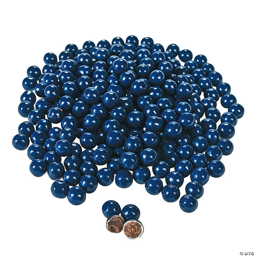 Sixlets<sup>&#174;</sup> Navy Blue Chocolate Candy Audio Thumbnail