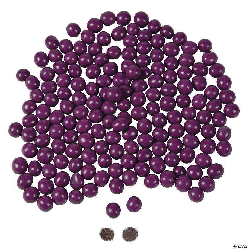 Sixlets<sup>&#174;</sup> Purple Chocolate Candy Audio Thumbnail