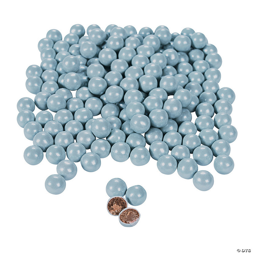 Sixlets<sup>&#174;</sup> Silver Chocolate Candy Audio Thumbnail