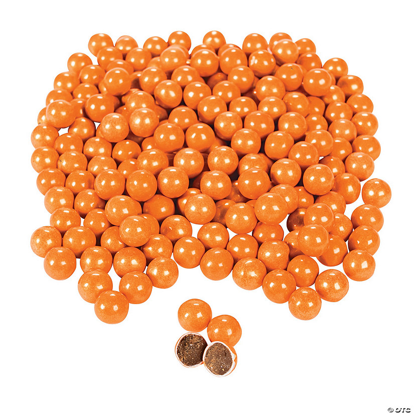Sixlets<sup>&#174;</sup> Sparkling Orange Chocolate Candy Audio Thumbnail