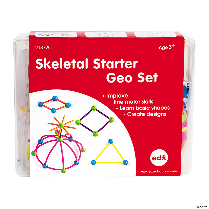 Skeletal Starter Geo Set