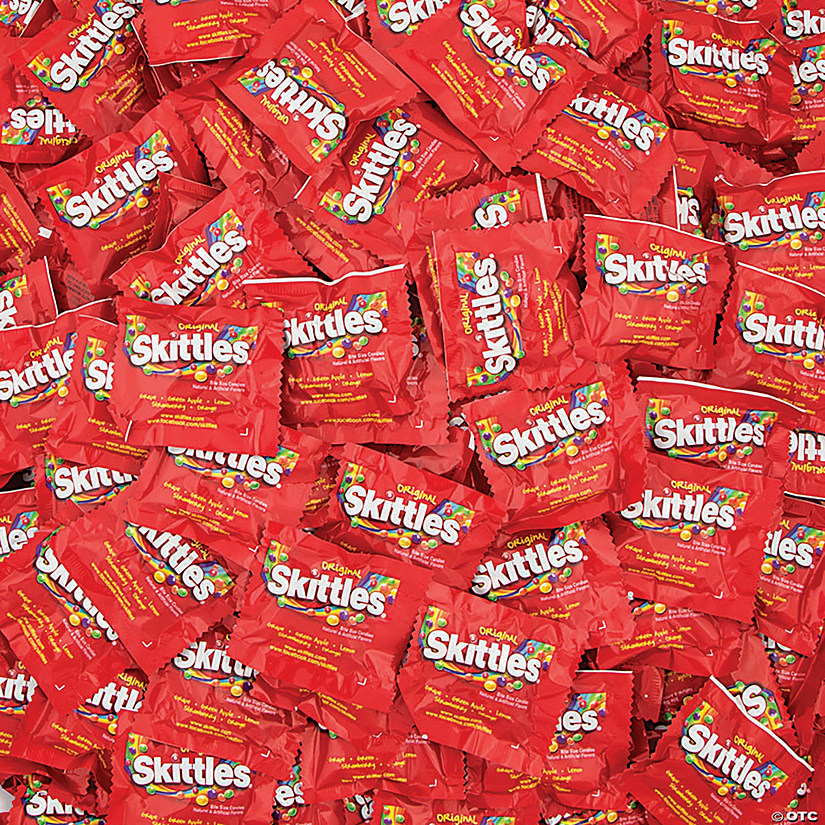 Skittles<sup>&#174;</sup> Fun Size Fruit Bulk Candy Case Audio Thumbnail