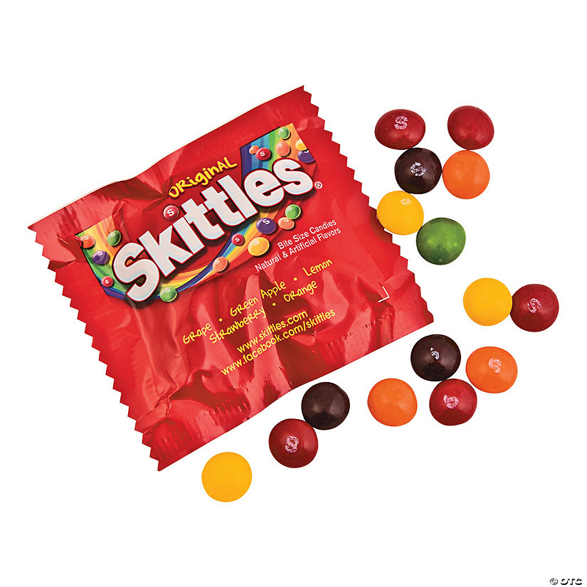 Skittles<sup>®</sup> Fun Size Fruit Candy