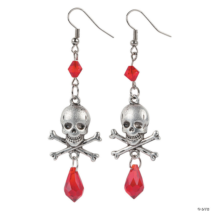 Skull & Crossbones Earring Craft Kit Audio Thumbnail