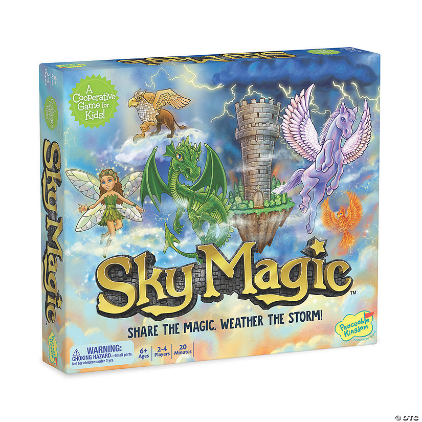 Sky Magic Image Thumbnail