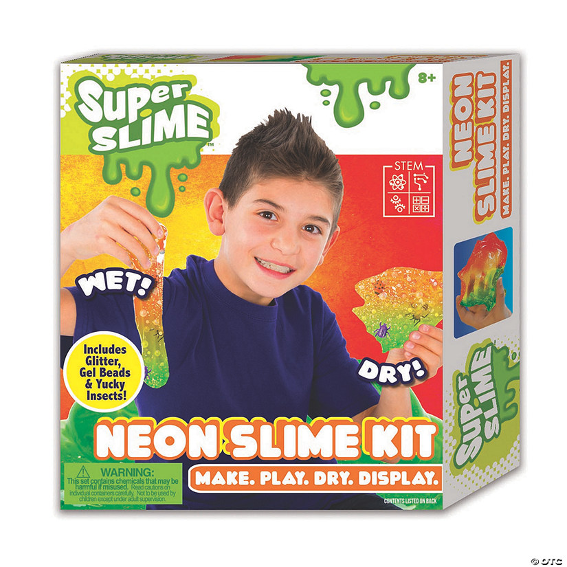 Slime Art Kit Neon Audio Thumbnail