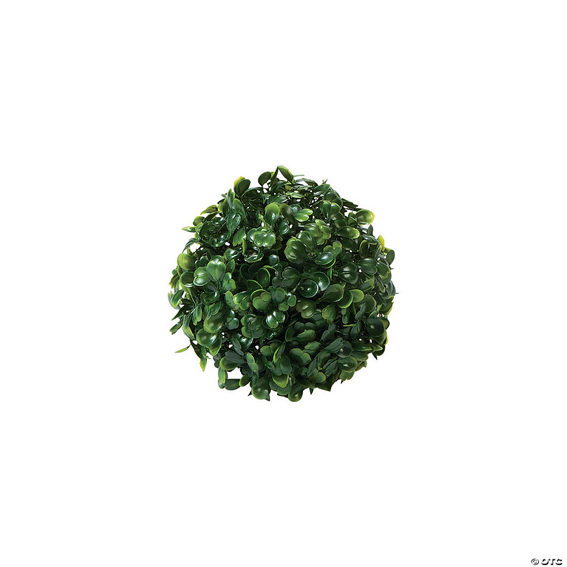Small Boxwood Décor Balls Audio Thumbnail