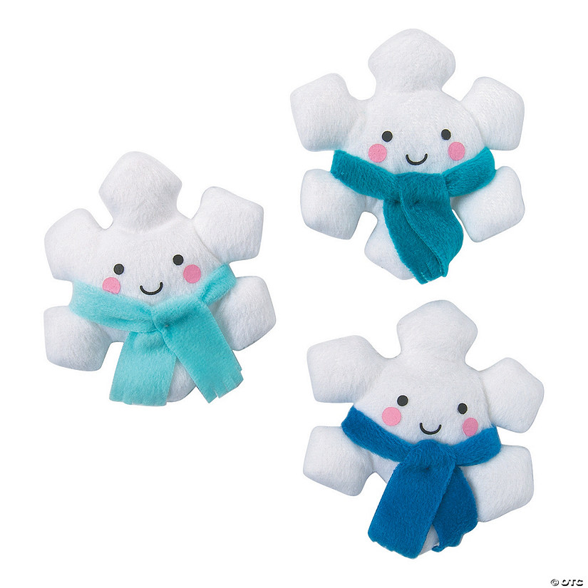 Small Plush Snowflakes Audio Thumbnail