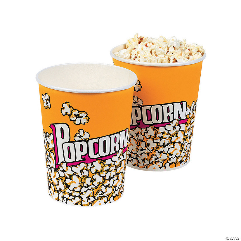Small Popcorn Cups Audio Thumbnail