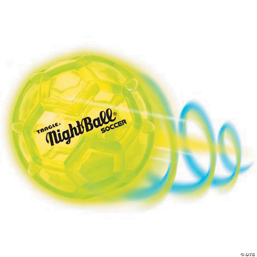Small Tangle NightBall Soccer Audio Thumbnail