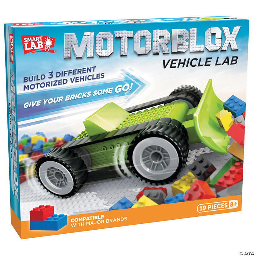 SmartLab Toys Motorblox Vehicle Lab Audio Thumbnail