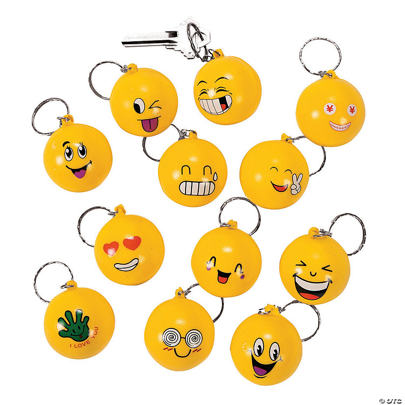 Smile Face Keychains Audio Thumbnail