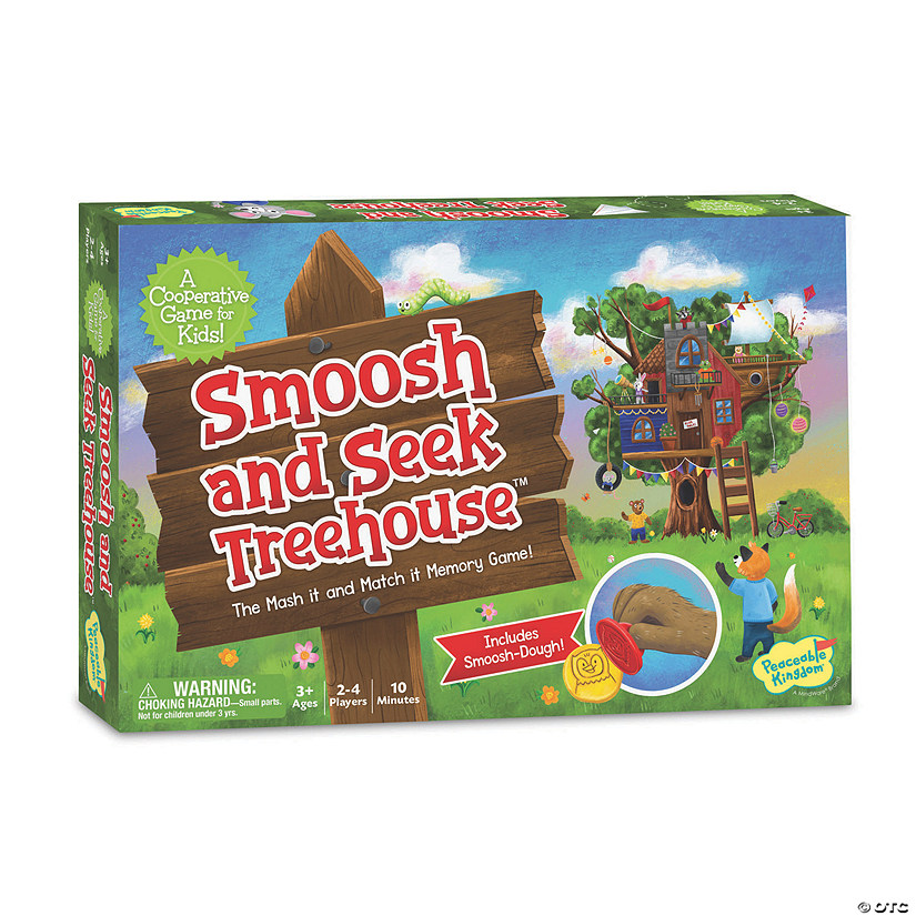 Smoosh and Seek Treehouse Audio Thumbnail