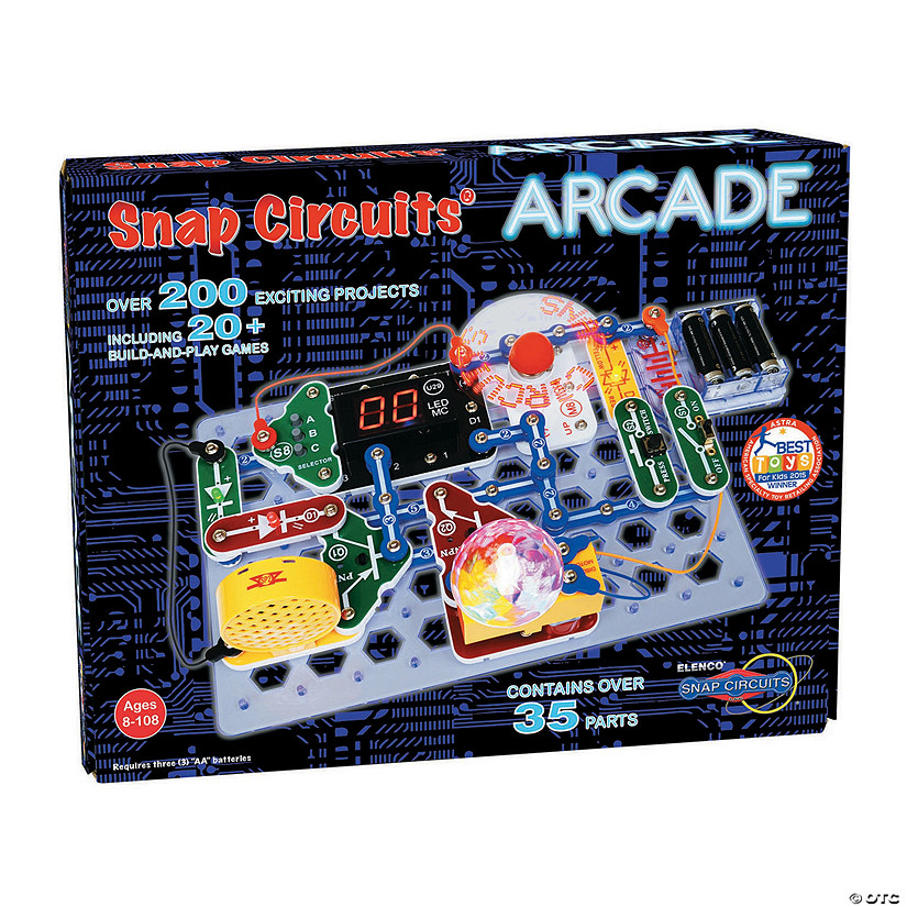 Snap Circuits Arcade Audio Thumbnail