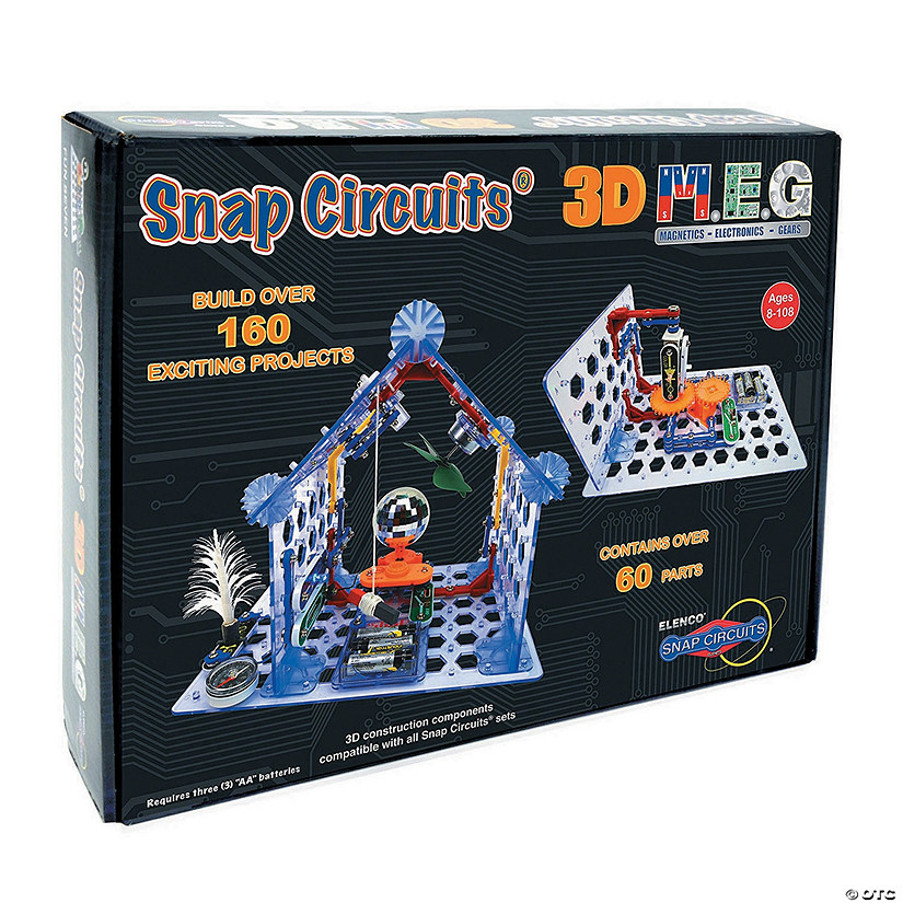 Snap Circuits MEG Audio Thumbnail