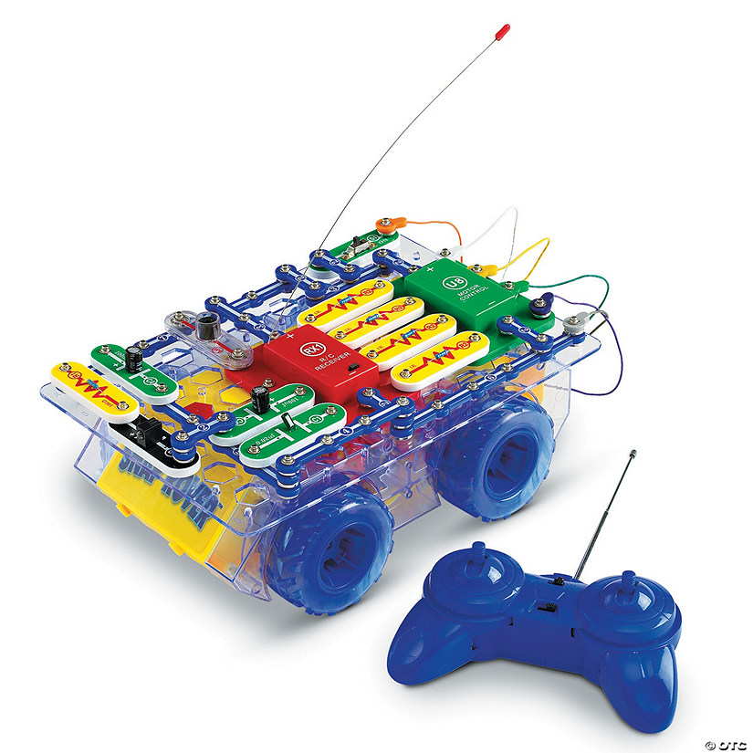 Snap Circuits Rover