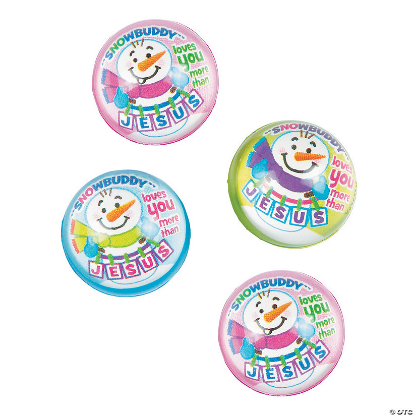 Snowbuddy Bouncy Ball Assortment