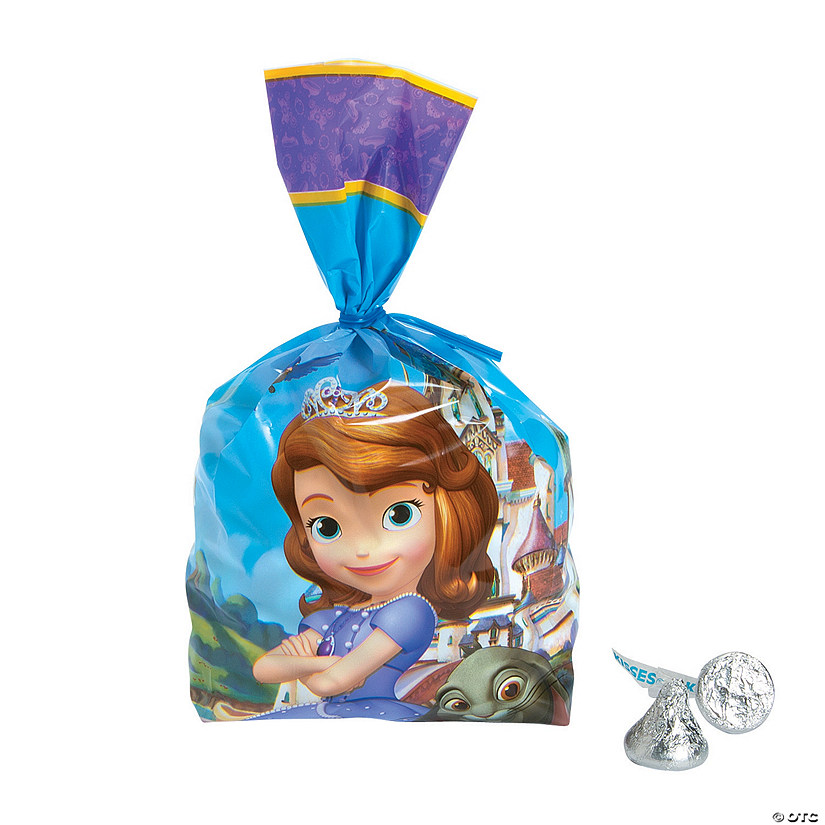 Sofia the First™ Cellophane Bags