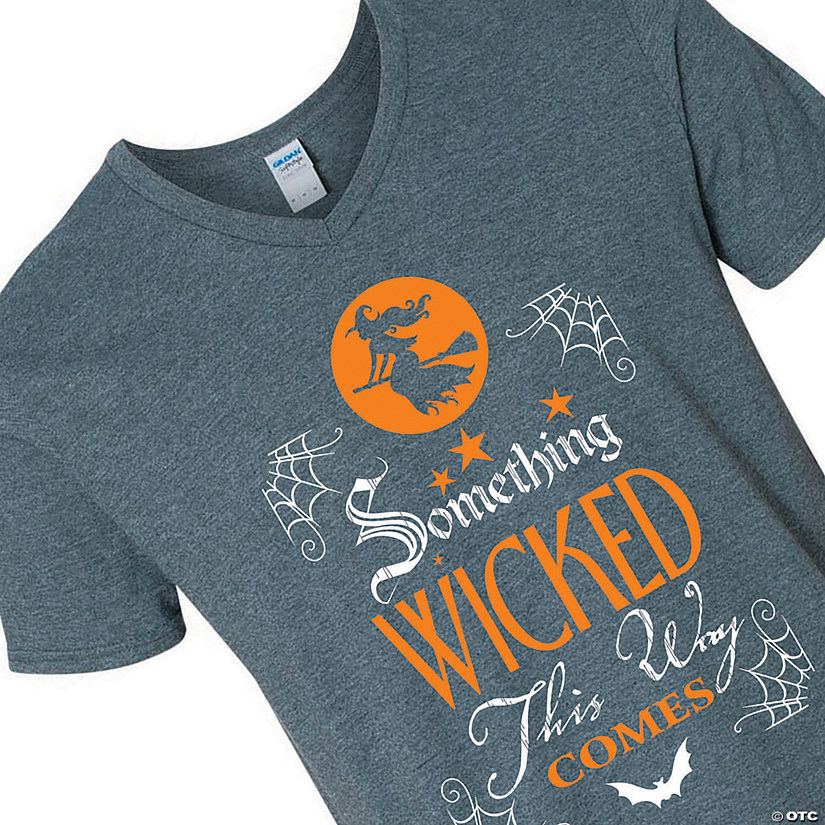 Something Wicked This Way Adult's T-Shirt Image Thumbnail